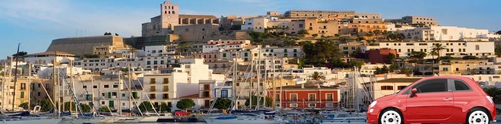 Cheap Car Hire Santa Eulalia Ibiza